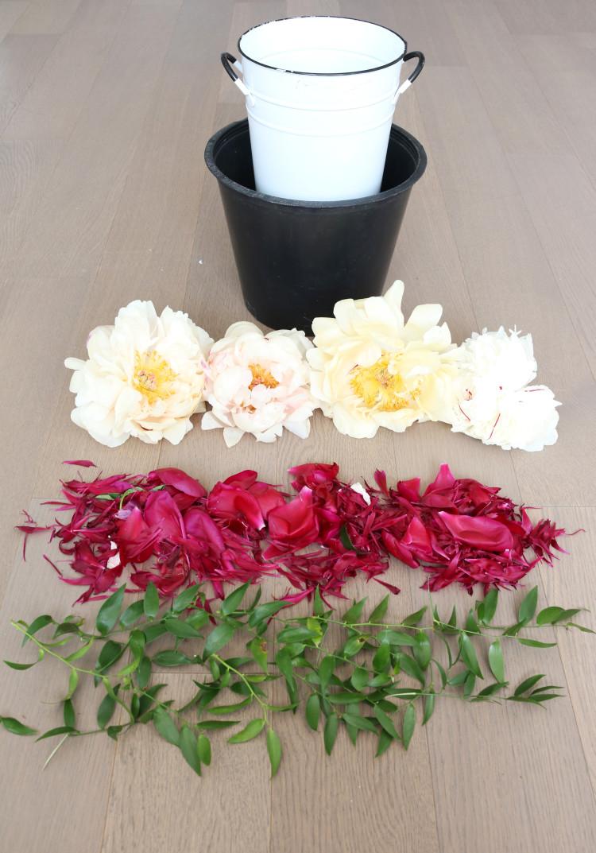 DIY-ice-bucket-floral-supplies