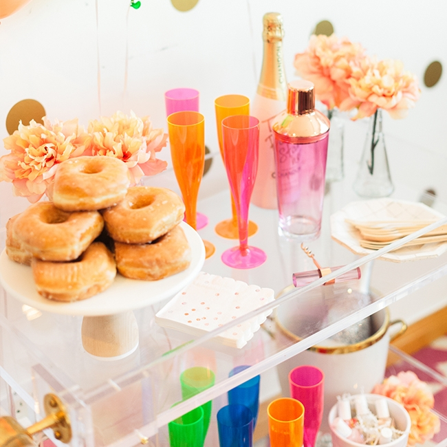 PLANNING THE PERFECT BACHELORETTE PARTY - April 2017