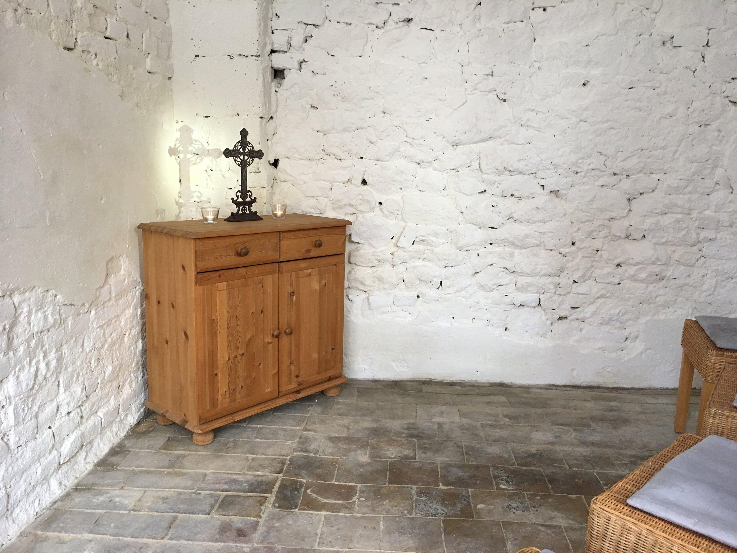 die Kapelle auf höhfelds hof