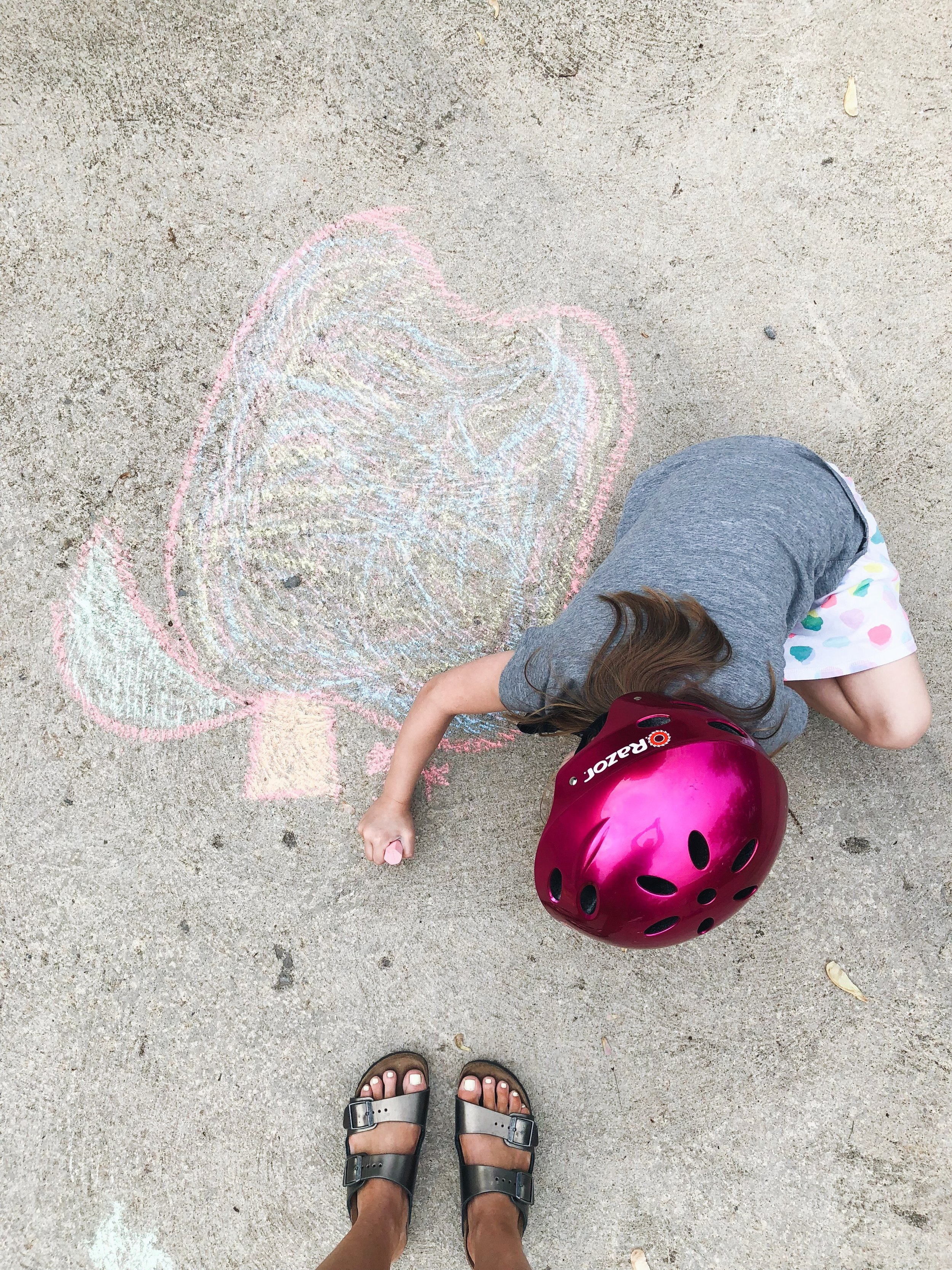 Stella-Sidewalk-Chalk-Meadville-lovenothingmore-blogger.JPG