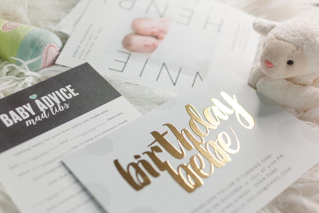 Basic Invite Custom Invitations Love Nothing More