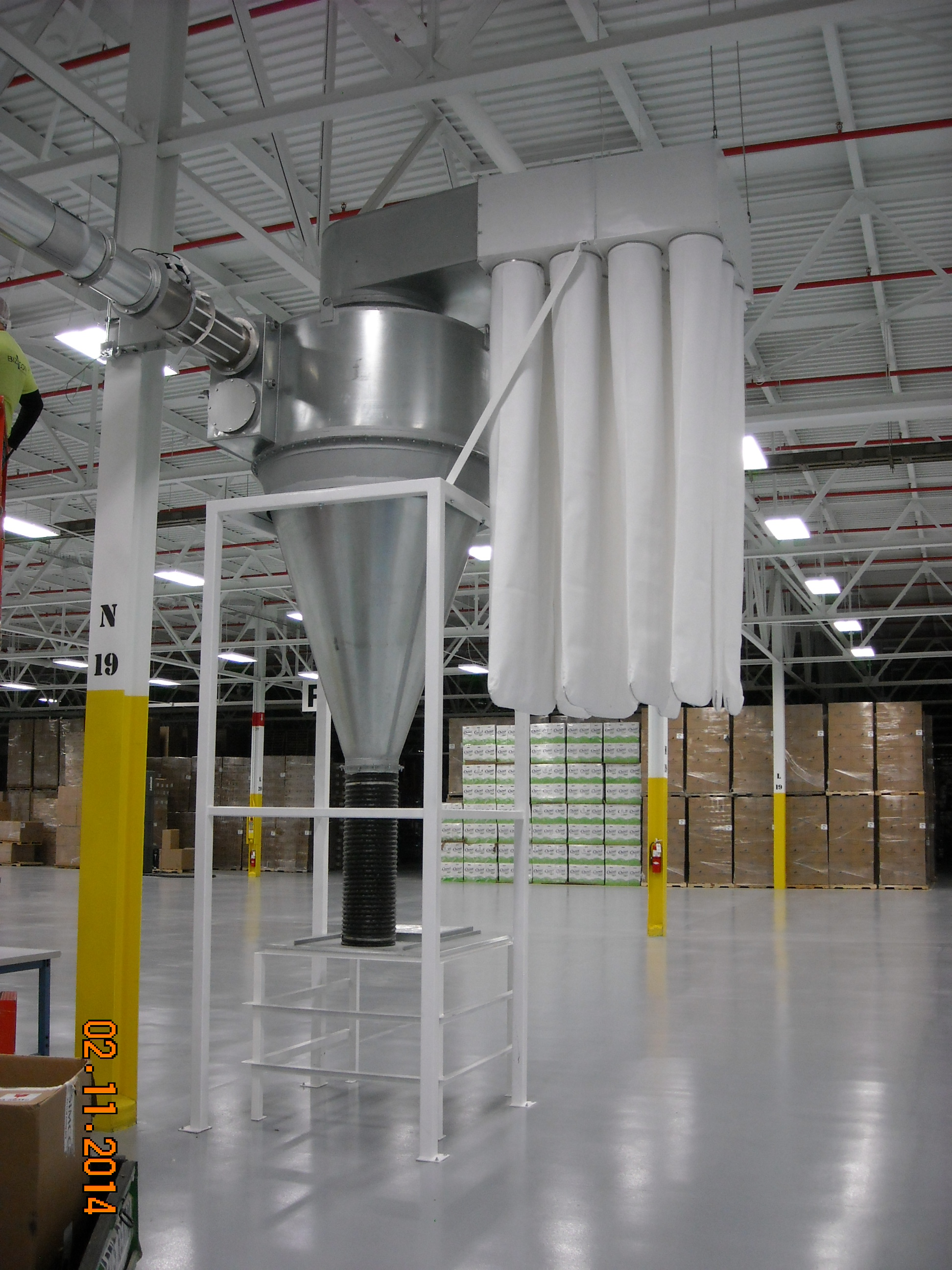 Batavia Foam Collector.JPG