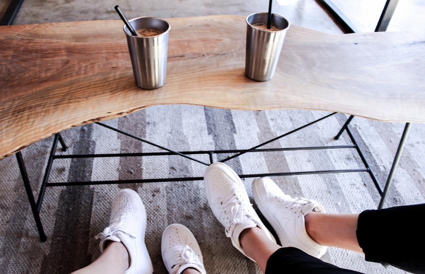 moniker coffee co coffee & sneakers