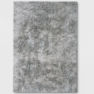 Grey Shag Area Rug - $113-$338. - Plenty of colors & sizes to fit any room.