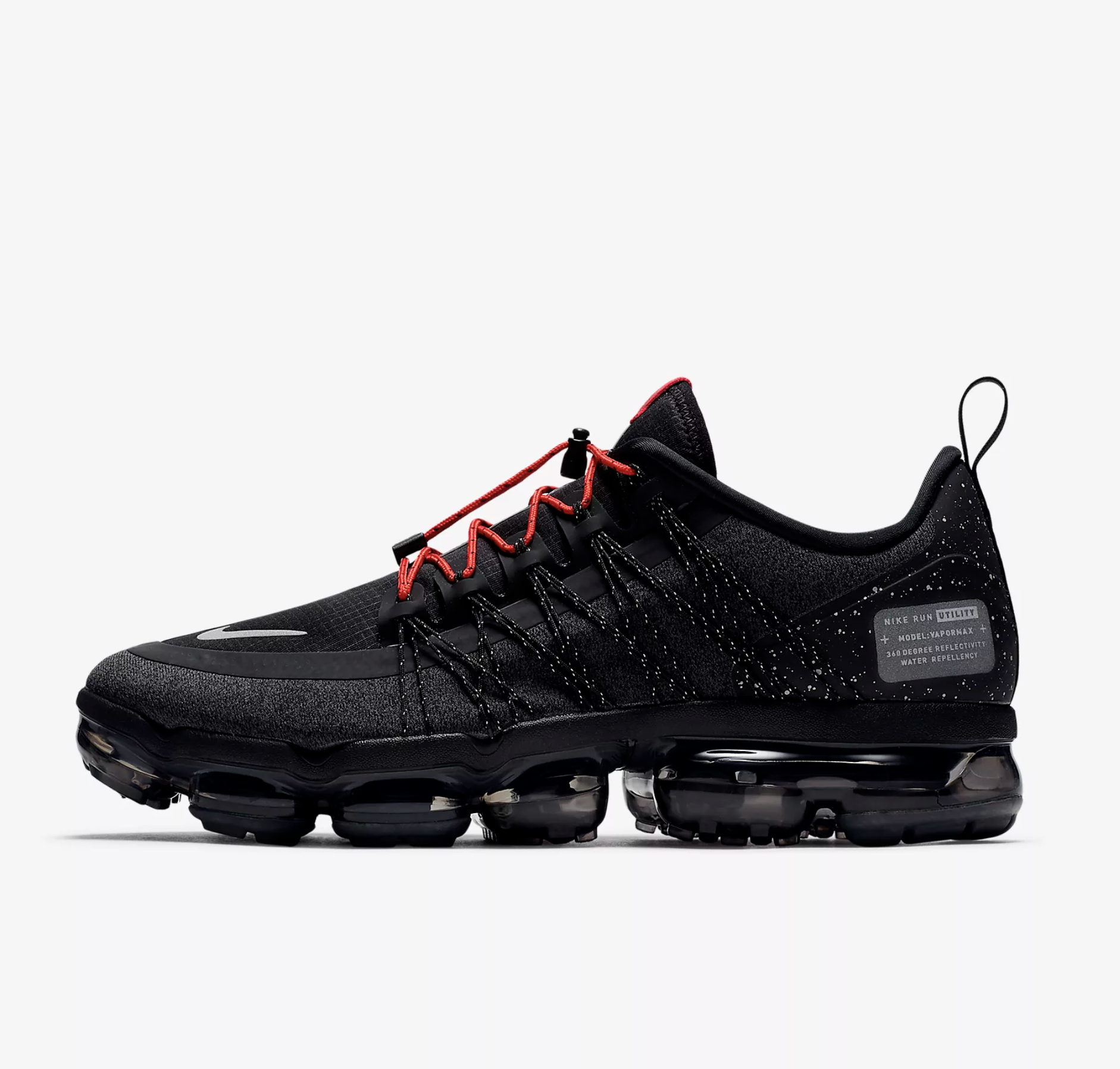 SNEAKERS - A good sneaker is a staple gift. Pick him up the new Nike Air VaporMax Run Utility for $190.