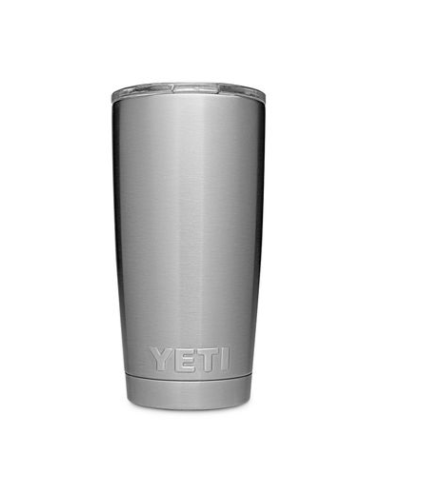 COFFEE cUP - Because everyone needs a Yeti. This will keep his beverage warm for hours. $30.