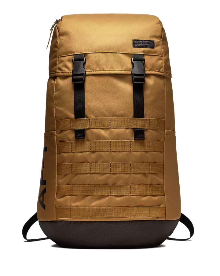 THE BAG - Everyone needs a good gym bag or backpack. A few favorites: Nike Sportswear AF 1 Tote, Nike Vapor Energy, Nike Radiate Club, or Nike Sportswear AF 1 Backpack. Find what works for you and your lifestyle.