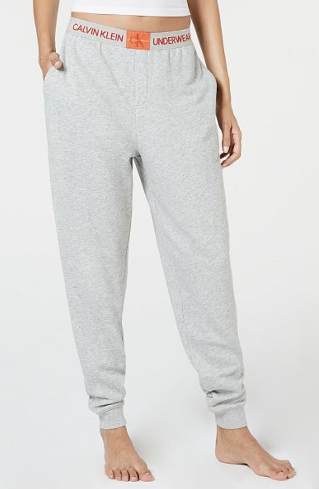 Calvin Klein Modern Cotton Jogger Pant - $27 - Complete with the band of all our favorite undies, these are the perfect