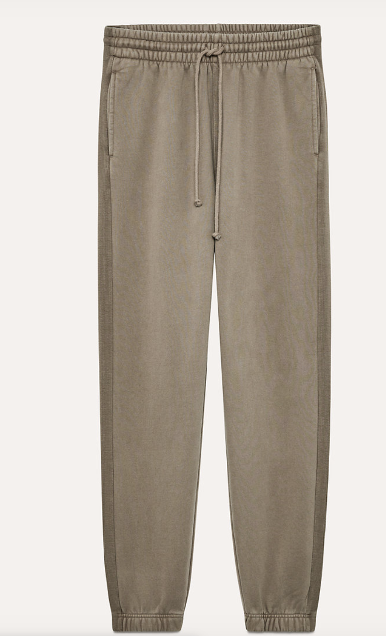 """ARITZIA BOYFRIEND JOGGER - $60 - Pair these with the Lana Hoodie and you are good to go. Aritzia says it best, """"These joggers are essentially like wearing pajamas in public. No judgement."""""""