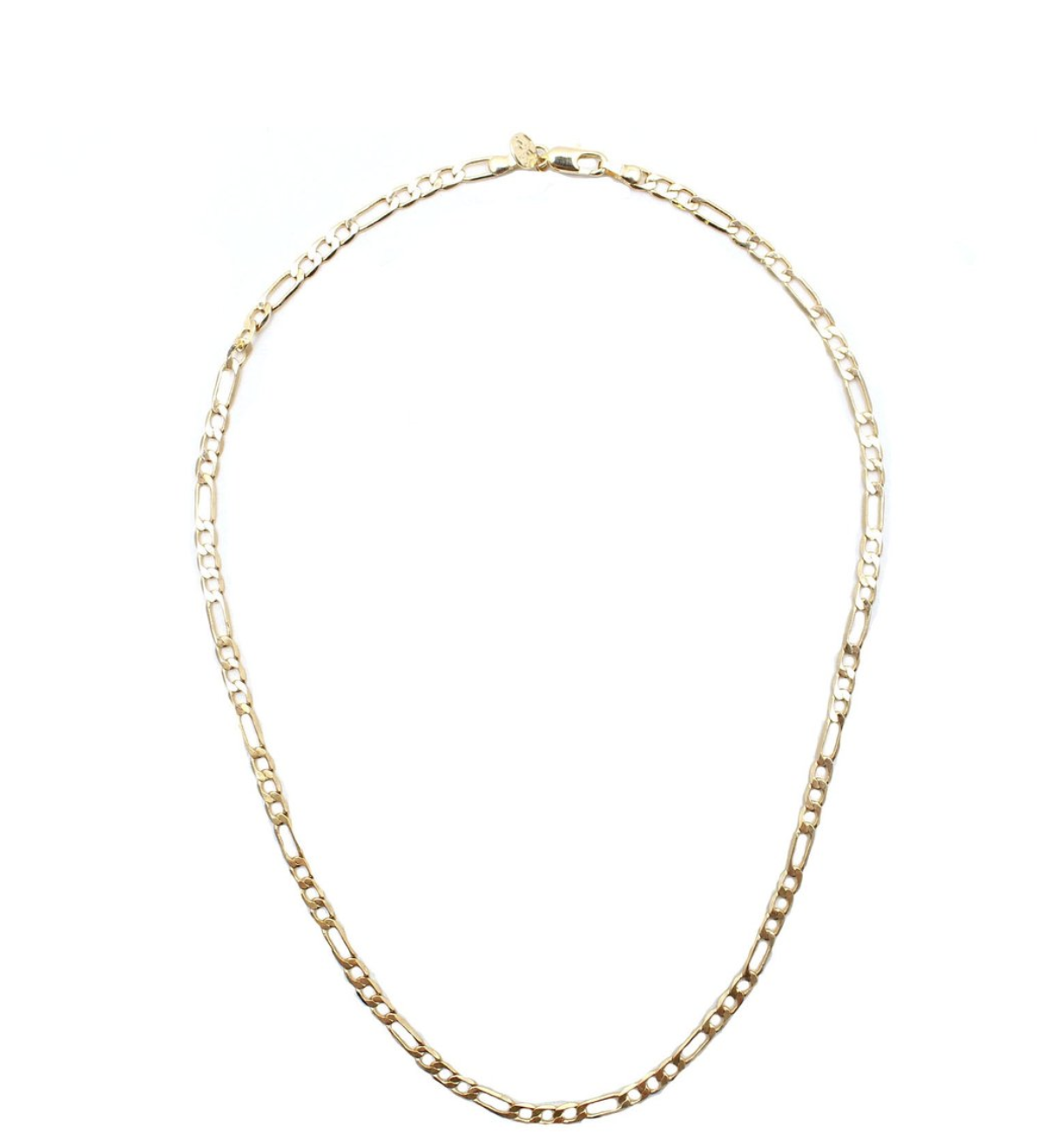 Gold ChaiN - This goes with literally everything. Get this 18K Gold Plated Chain from Child of Wild for $58.