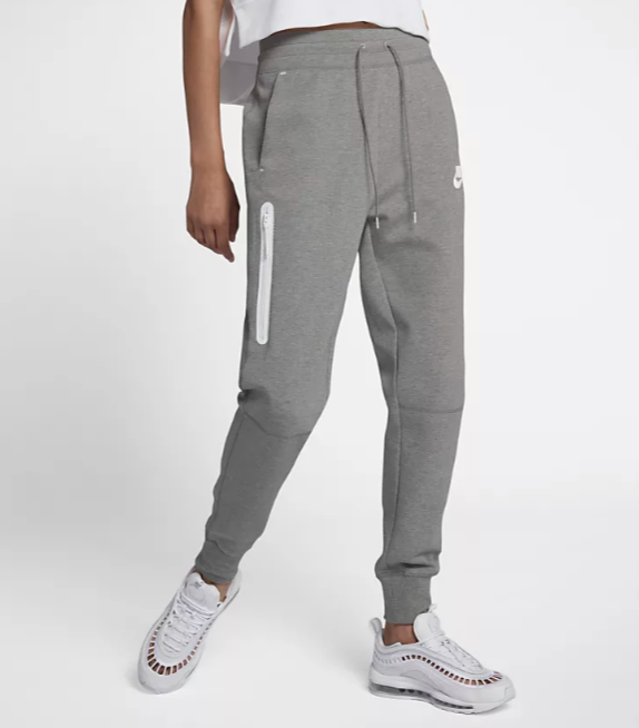 SWEATS - For the casual comfy days, these Nike Tech Sweats for $90 are the perfect pair of sweatpants.
