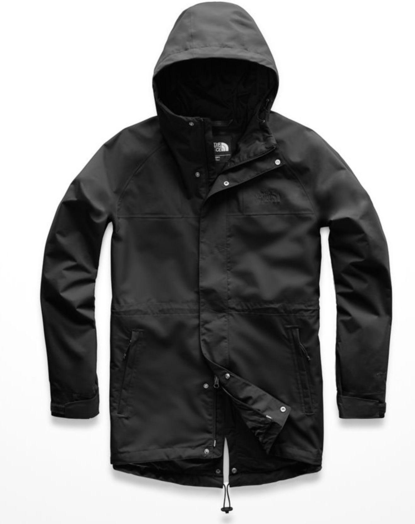 JACKET - This North Face rain jacket (also shown in the top picture) is the perfect layering jacket. Great for every day wear for $179.