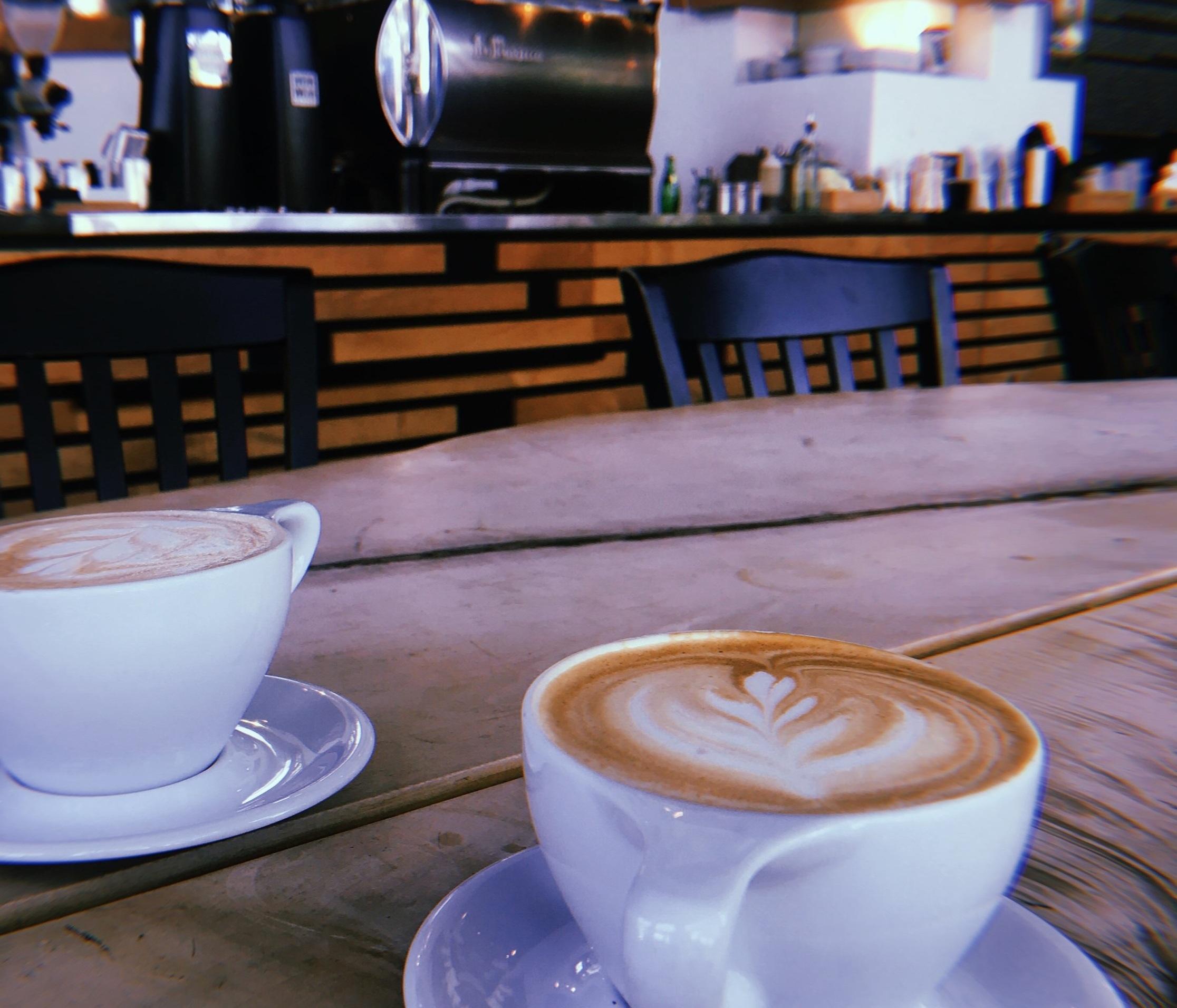 COFFEE + TEA -