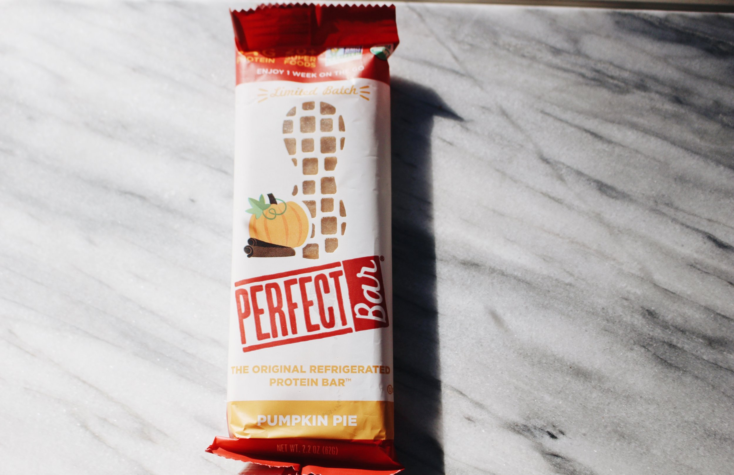 """PERFEcT BAR - These are such a treat. Have it for breakfast, after the gym, cut up in your morning yogurt bowl, whatever suits you. The fruit & nut flavor is a favorite here at Duvei. These bars are packed with superfoods, protein and more goodness. (And you can get 15% off on their website with our code """"FAMCLUB15"""".)"""