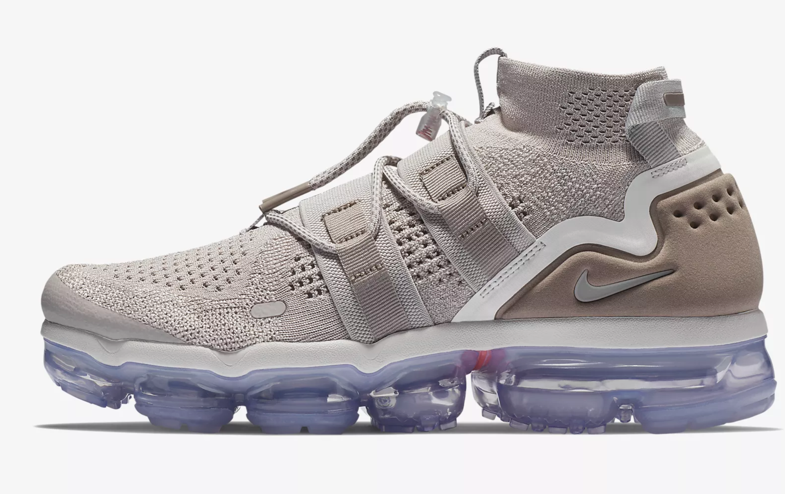 Nike Air Vapormax Flyknit utility - The sock like top adds a great support and soft cushion around the ankle. This will be your go-to gym shoe. ($225)