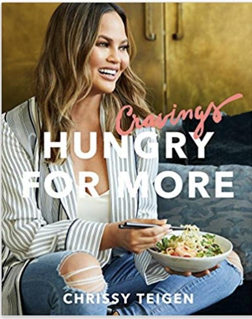 Cravings Cookbook - $21
