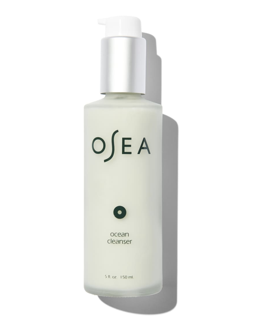 Osea Ocean Cleanser - This cleanser is light, creamy and refreshing. It makes for a great wake up cleanser as well as a wash off the day at night. Try the 1 ounce or splurge for the 5 ounce.