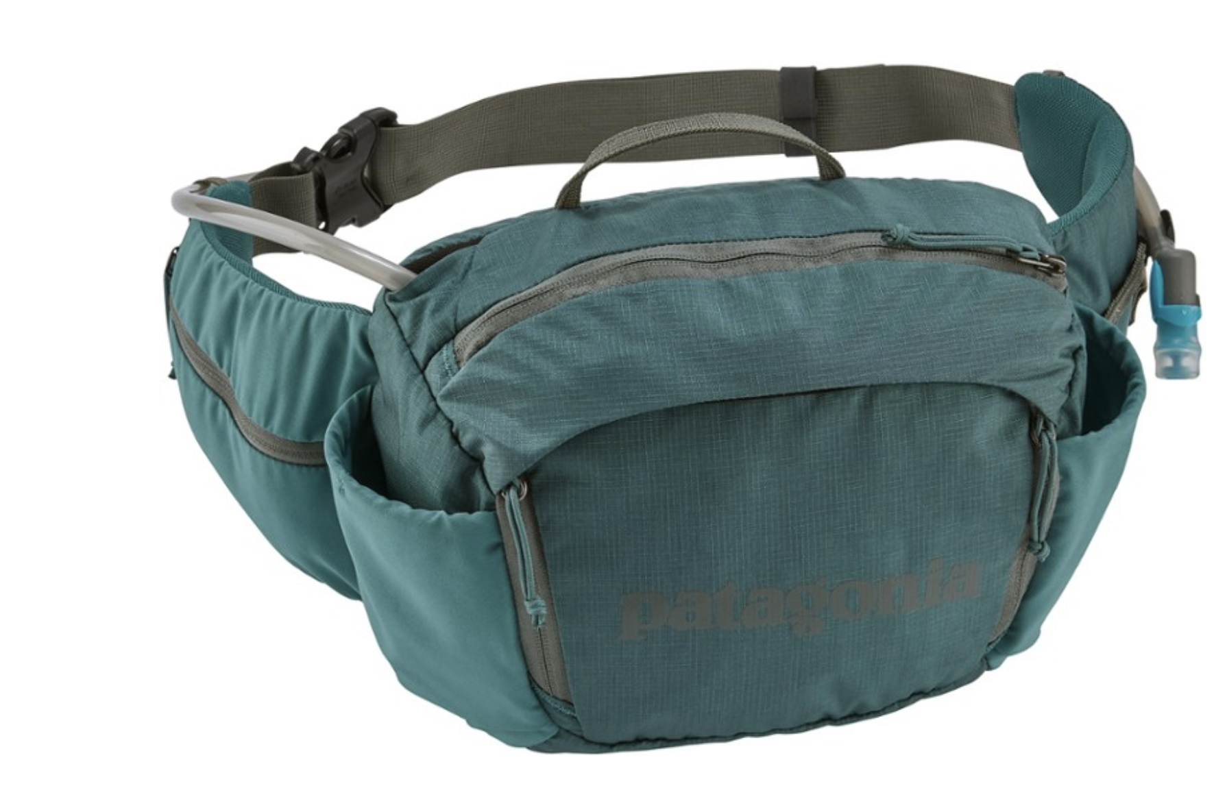 THE PACK - While this waist pack is a bit of an investment, we believe it's worth it. Coming in at just 13 ounces, this pack has a built-in Hydrapack® so you won't have to carry a water bottle and there's also plenty of room everything else you need. If you do prefer a backpack, we love this North Face lightweight backpack.