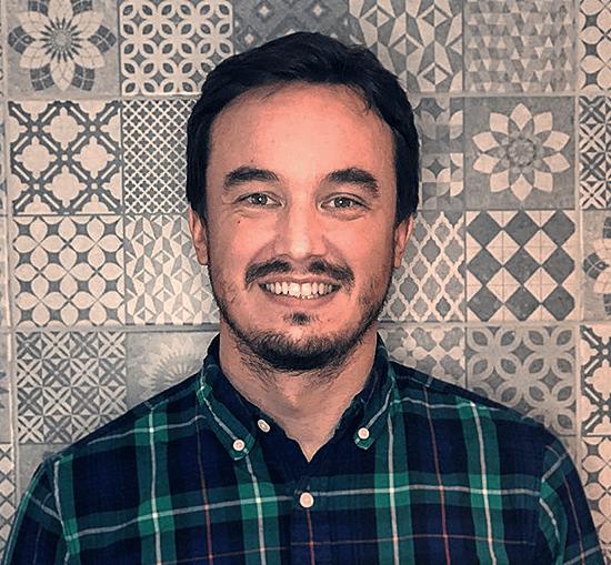 Luke James – Managing Director