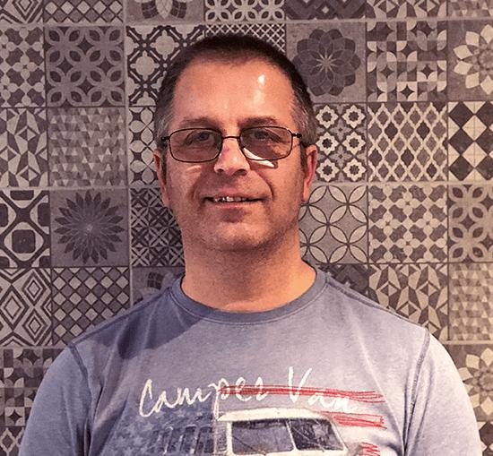 John – Senior Client Manager