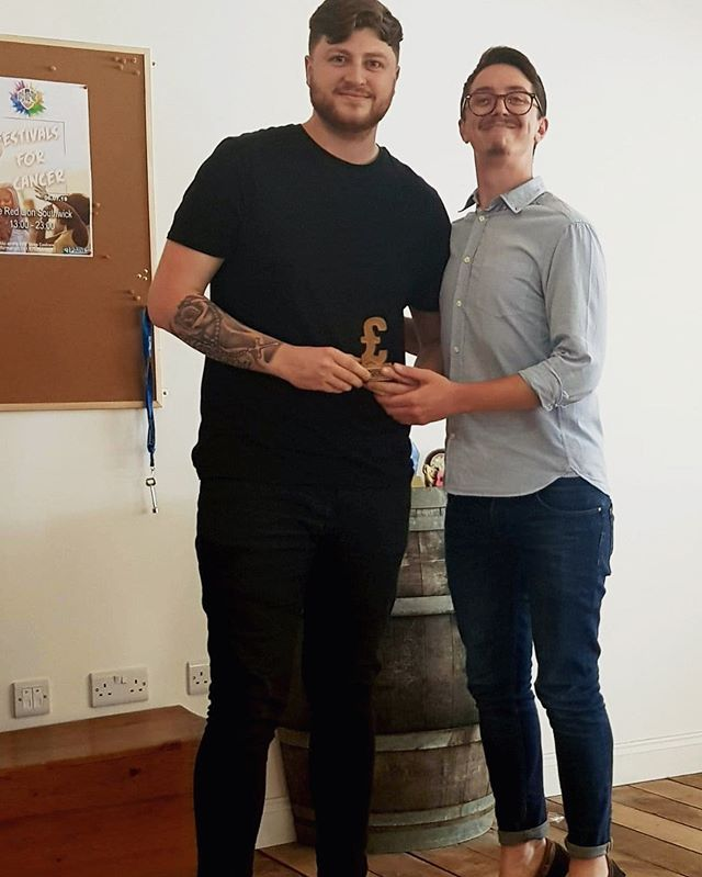 Say hi to June's Top Renewals winner, Josh 🙌🏆 #congratulations