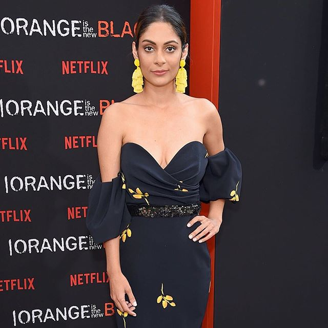 We are so proud of and congratulate Studio alum @reemasampat on her work on the final season of @oitnb!