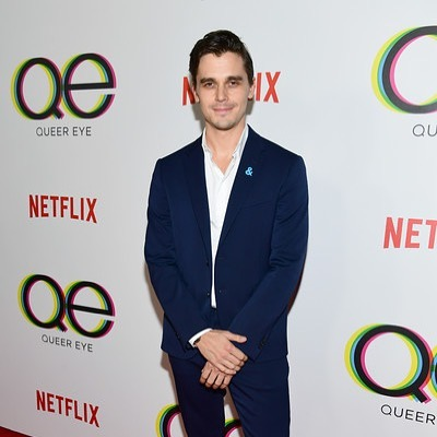 We are so proud and congratulate Alum @antoni for the new season of Queer Eye: We're in Japan.  We can't wait for November 1st!
