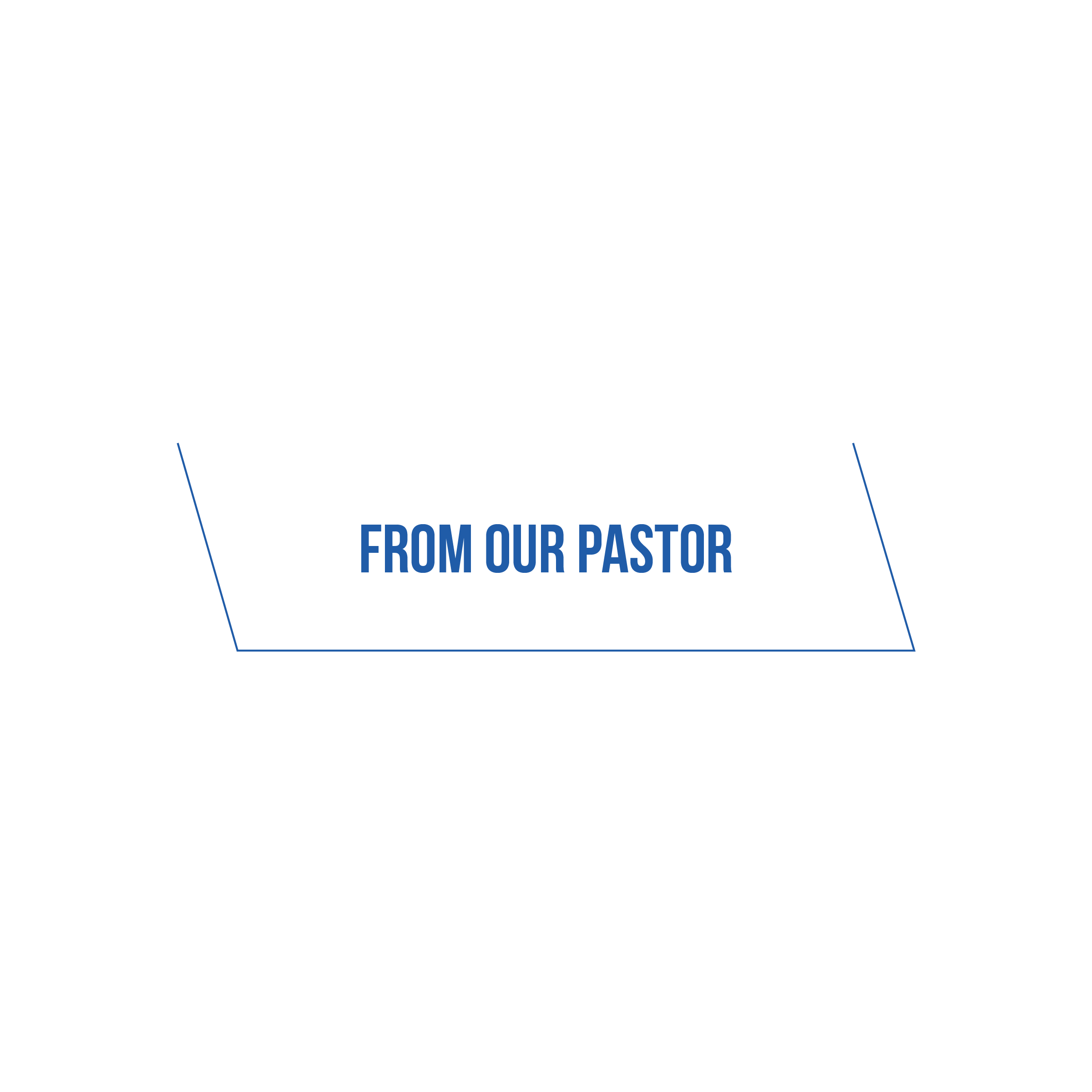 From Our Pastor.png