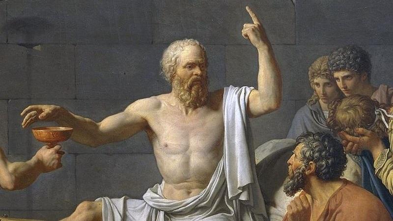 Photo: Jacques-Louis David/Wikimedia Commons