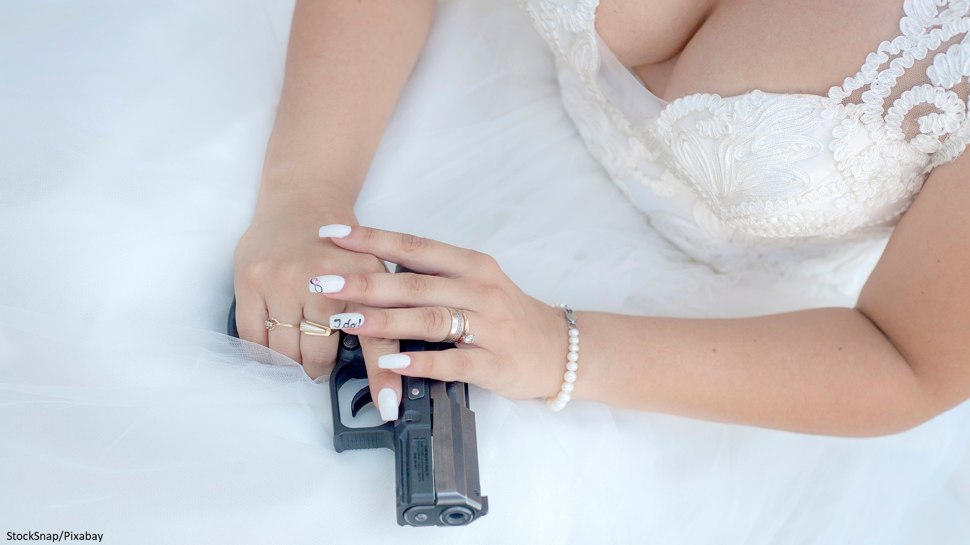 woman with gun dress.png