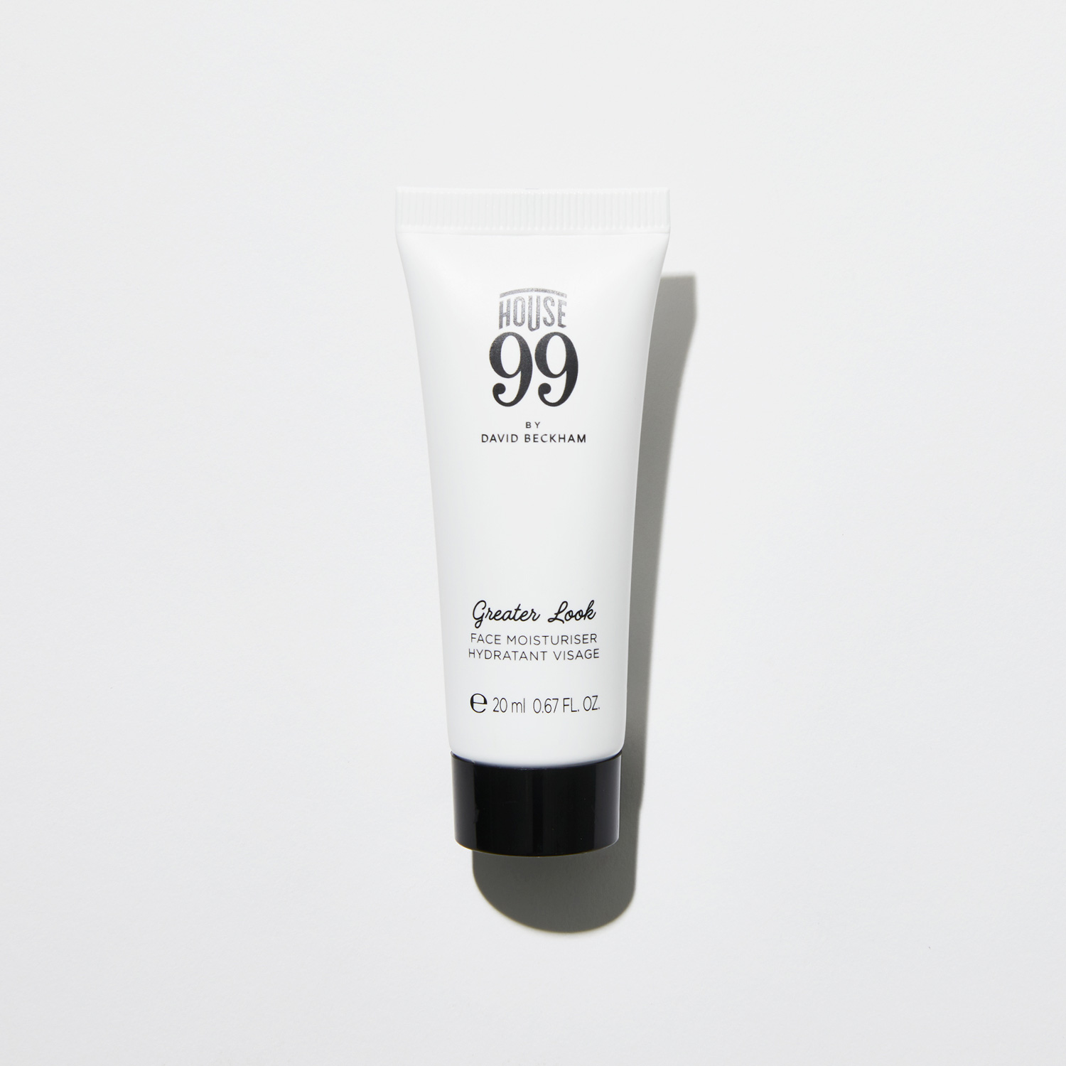 "House 99 ""Greater Look"" face moisturizer"