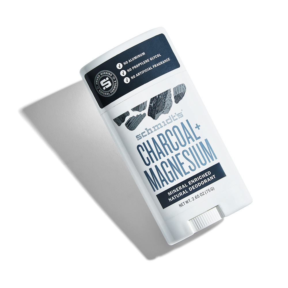 Schmidt's Charcoal + Magnesium Natural Deodorant