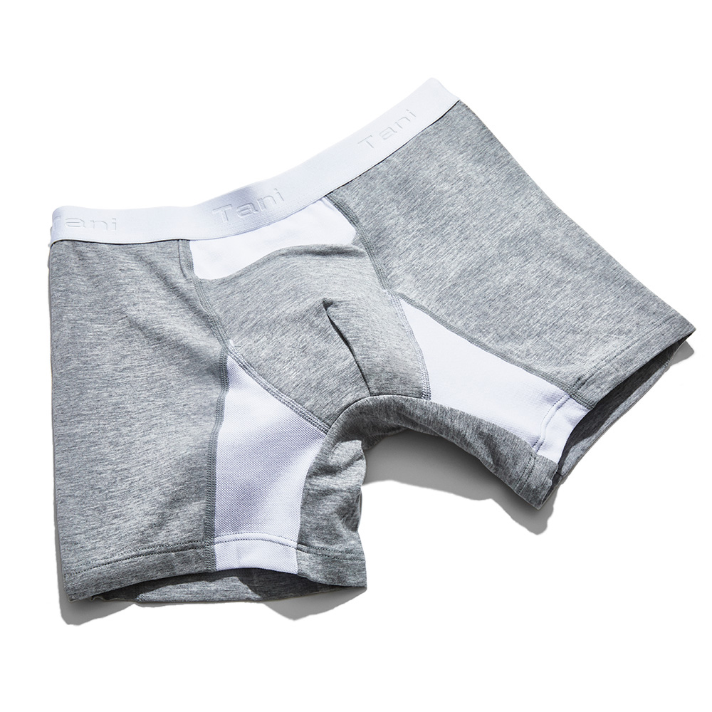 Tani USA Silk-Cut Boxer-Briefs