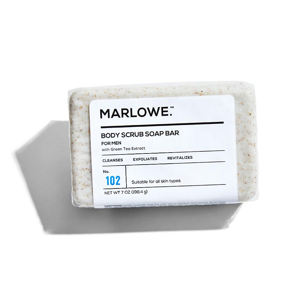 Marlowe Body Scrub Soap