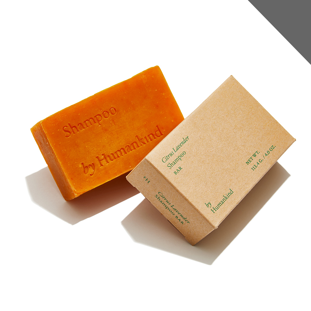 by Humankind Shampoo Bar Soap