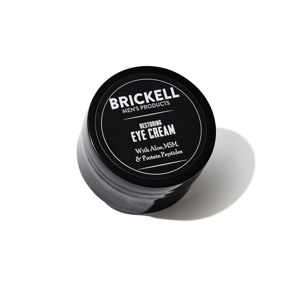 Brickell Restoring Eye Cream (Full Size)