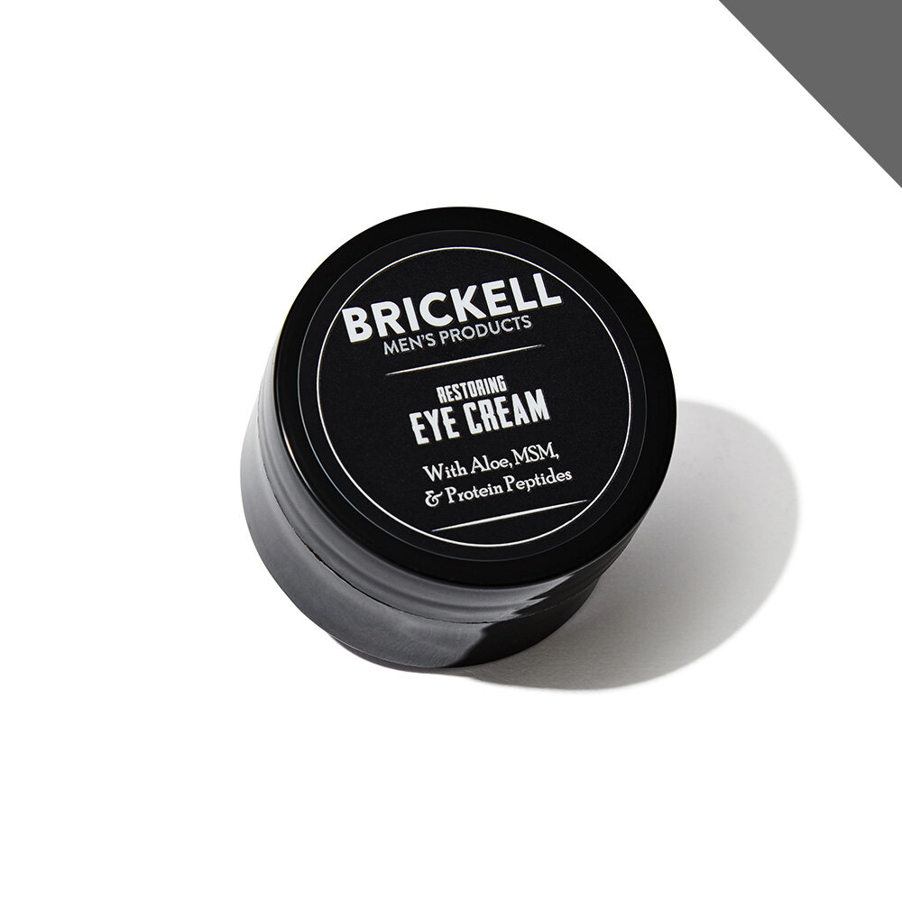 Brickell Restoring Eye Cream