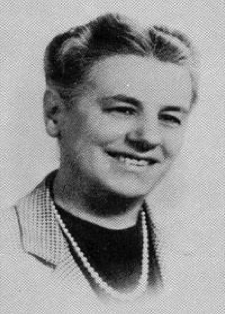 Portrait of Margherita Guarducci