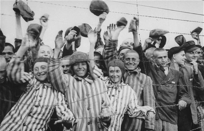 The Liberation of Dachau Concentration Camp