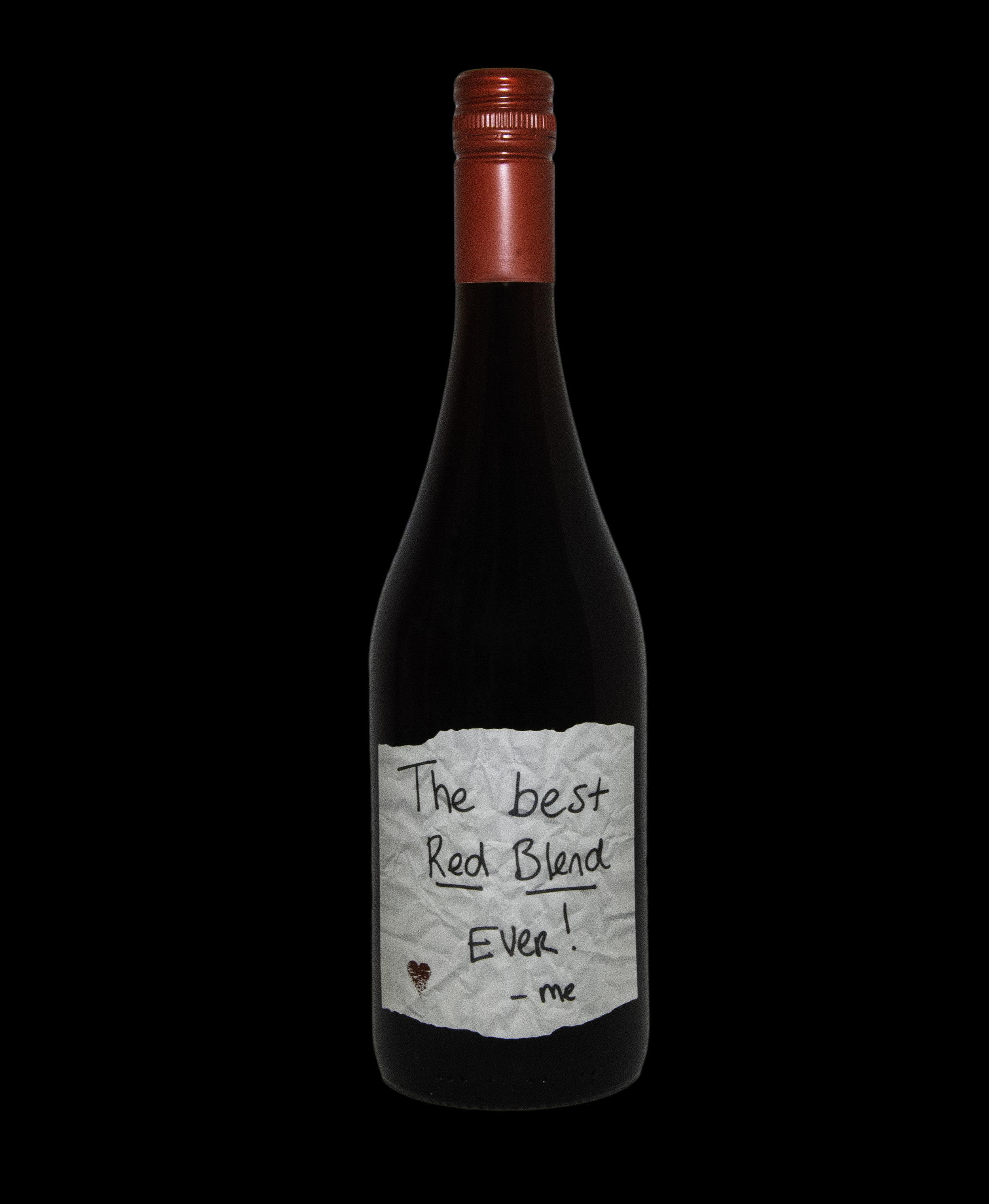 The Best Red Blend Ever