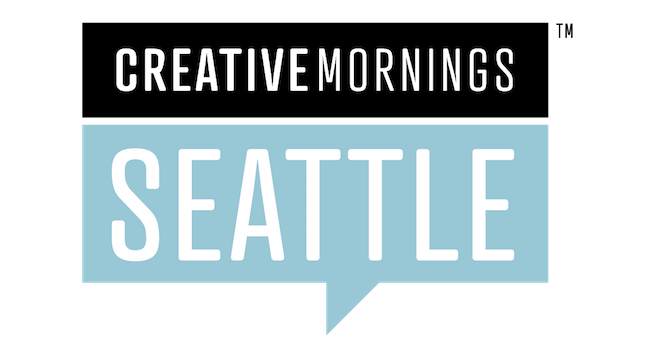Creative Mornings Seattle - Facebook - Twitter