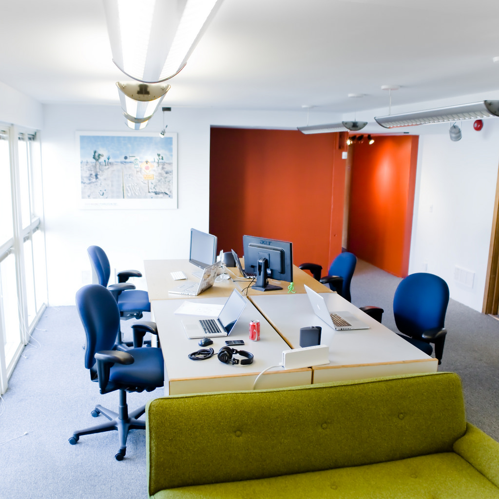 Indie Ballard   5228 20th Ave NW, Seattle, WA 98107  Dedicated Desk (Full time, unlimited days) - $350 / month Fixed Desk (Part time, 2-3 days/week) - $225 / month