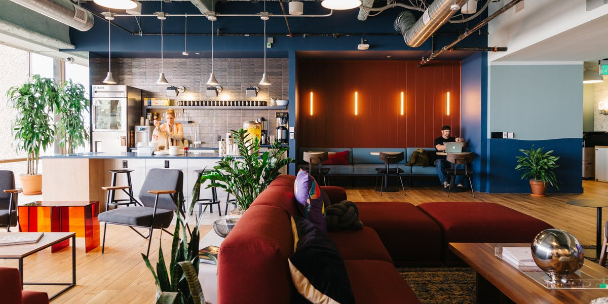 WeWork - 1411 4th Avenue   (Opening Soon) 1411 4th Ave, Seattle, WA 98101  Hot Desk - Starts from $330 / month