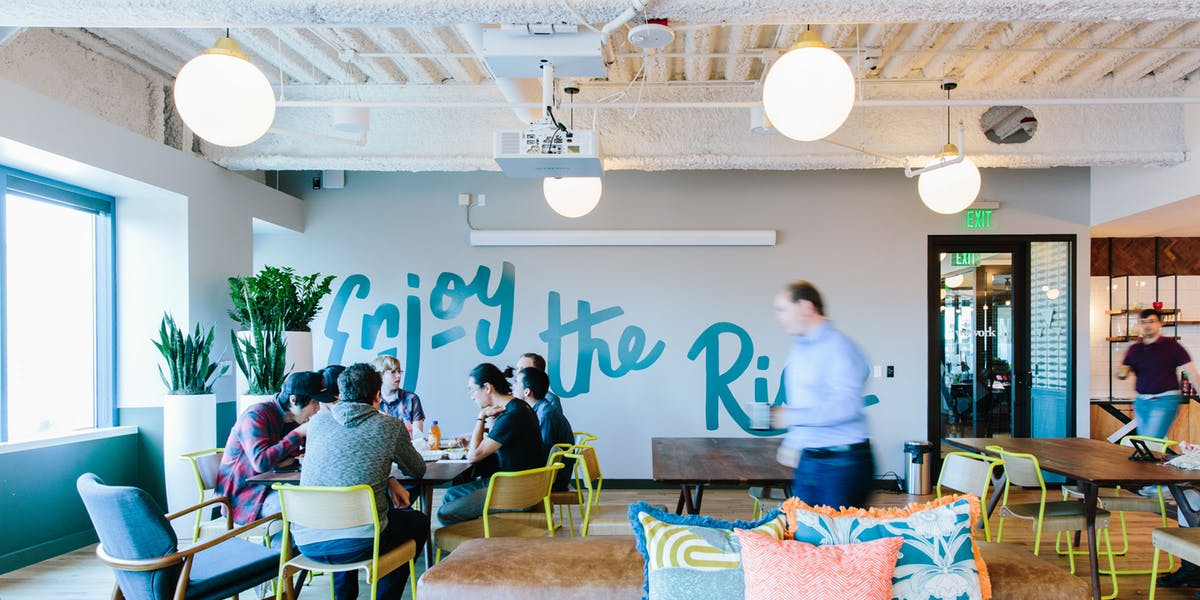 WeWork - Westlake Tower   1601 5th Ave, Seattle, WA 98101  Private Office - Starts from $575 / month Dedicated Desk - Starts from $450 / month Hot Desk - Starts from $330 / month