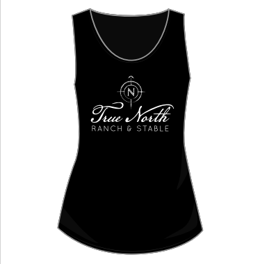 True North Ranch Tank Top - $16 eachWomens's Size S, M, LEmail: info@truenorthranchmn.com with your shirt size and quantity needed and we will send you an invoice.