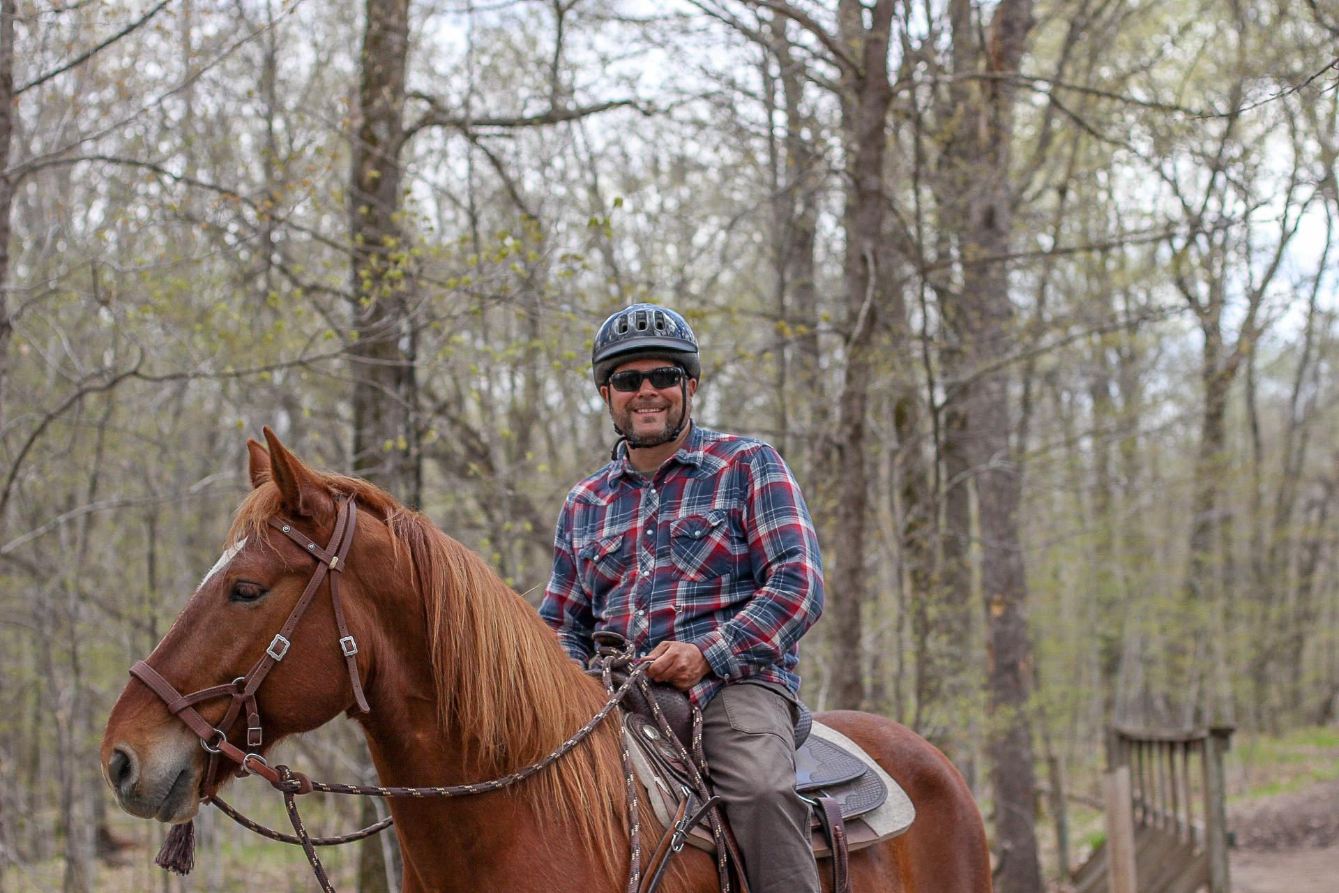 Minnesota Horseback Riding Trails