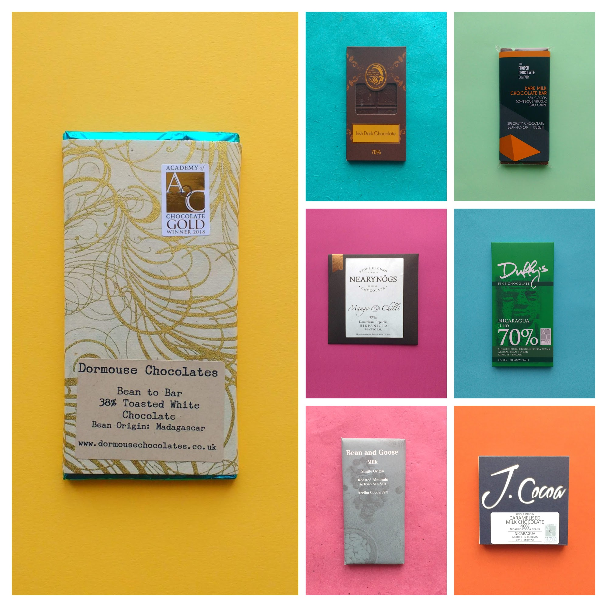 craft chocolate company, chocolate shop, bean to bar chocolate, dairy free chocolate vegan chocolate, gluten free chocolate, chocolate subscription box, chocolate gifts