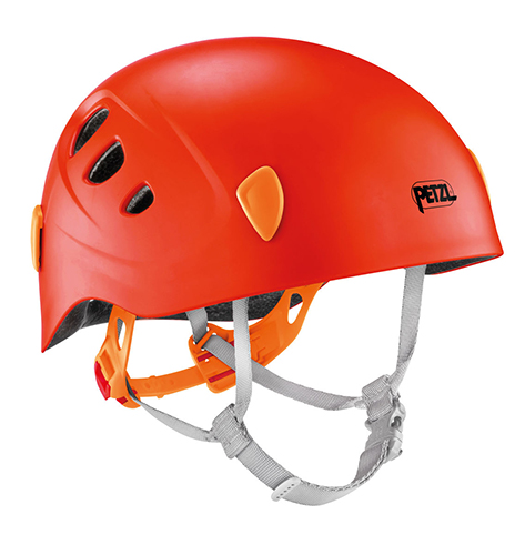 PETZL PICCHU YOUTH HELMET - The PICCHU children's helmet is designed for rock climbing, ziplining and even cycling.