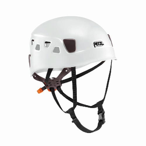 PETZL PANGA HELMET (PACK OF 4) - PANGA is a durable, easy-to-use helmet, designed for team building and commercial adventure activities.