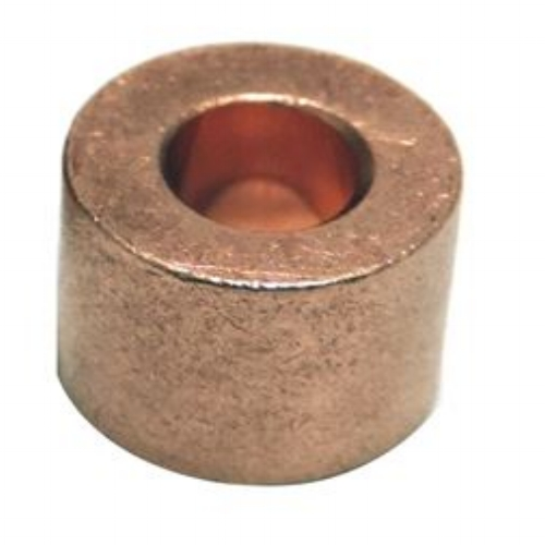 Copper Stop Swage - Used to make stops (aka buttons) on wire rope